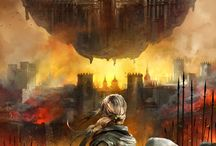 Malazan Book od the Fallen Art