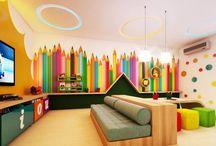 Lalu's kids playroom