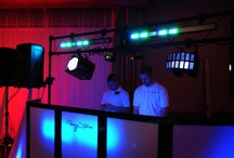 DJ Music and Bright Lights! / Need a DJ or lighting to get the party started? Paduano Studios has the thousands of songs to set the event to YOUR wants, along with the hottest lighting effects available!
