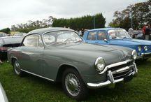 Simca 9 coupé sport