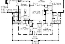 Houseplans: in ink