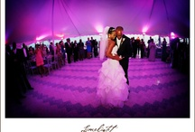 Purple and Lavender shades for Weddings and Event