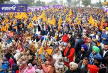 Rally in Jagraon and GarhShankar