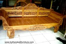 kythara bali furniture / Kythara bali furniture  Sofa antique Nice design for your villa , house , Hotel etc  Material : quality wood  Finishing : melamine , antique , white duco , whit