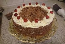 Meine Kuchen und Torten