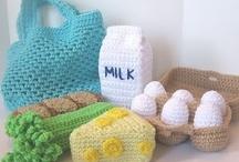 crochet dairy