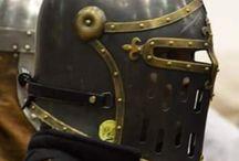 Medieval Stuff: Helmets