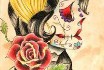 tattoo love / by Jessica Hen