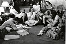 History: Vintage college