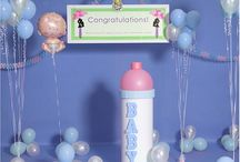 Baby Shower Centerpieces Idea For Boys