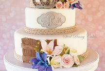 Cake inspiration  / by Katie White