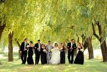 { bridal party } / wedding inspiration
