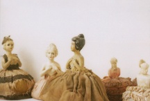 PINCUSHIONS / by DEE DEE