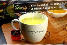 Turmeric Drink -Ravya