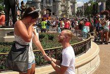 Huwelijksaanzoek Disney / Aanzoeken in Disney!