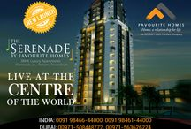 The Serenade / 3 BHK Luxury Apartments, Plamoodu Jn., Pattom, Trivandrum A collection of 29 luxury apartments