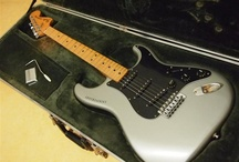 Fender / by radya guitars
