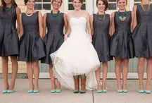 Bridesmaids! / by Audrey Fricke