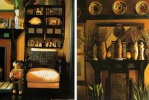 Sonja's  Home Decor / Afrocentric and Glam style