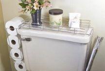 Bathroom decorating/organizing