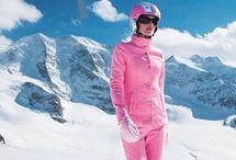 Fashion ... Ski Chic
