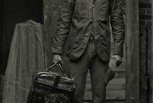 Men's fashion / by Annie Kelly