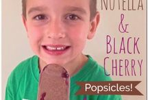 Cool Treats / Food, recipes, popsicles, ice cream, shakes, smoothies
