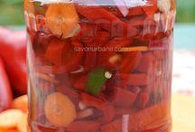 pickles on the jar