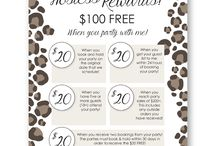 Hostess incentives
