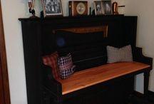 piano repurposed