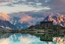 BUCKETLIST Switzerland&France