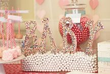 let's celebrate! Party Decor / by Tonia Maria