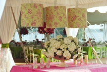 Pink Weddings / Wedding tablecloth and special event linens
