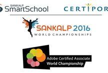 Sankalp Smart School - Adobe Certified Associate World Championship 2016