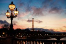 Francophilia / Oh, France. What's not to love about France?? / by Sophia Nguyen