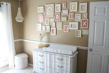 baby room ideas / by Jessica Brake