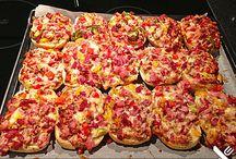 Alles pizza