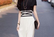 Street Style Fashion / Cheap hot fashion dresses, clothing that are great for street style look and fashion statement!