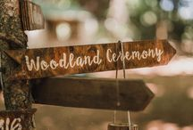 Woodland Wedding Ideas