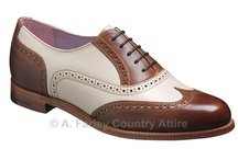 Barker Shoes Ladies Collection / Available at http://www.afarleycountryattire.co.uk  Barker Shoes also offer a Ladies Collection of handcrafted english made shoes to the same high standard as their mens styles. / by A. Farley Country Attire & Exclusive Menswear