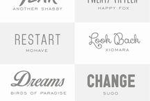 Fonts&Patterns
