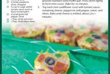 OPTAVIA recipes