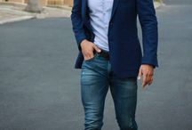 Navy Blazer Looks
