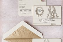 Signed, Sealed, Delivered / Stationery suites that suit!