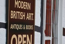 Antiques and Art / Antiques and art in Marlborough Wiltshire