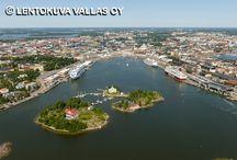 Helsinki ilmasta, Aerial photos from Helsinki / Helsingin kaupungin ilmakuvia