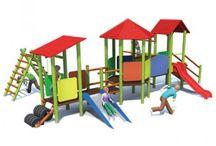 Wyposażenie przedszkoli / Wybór najlepszych zabawek, najbezpieczniejszych placów zabaw