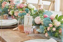 Spring Romantic DIY Wedding