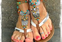 Barefoot Sandals, Anklets, Toe Jewellery