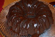 CHOCOLATE ESPRESSO CAKE  gltuen free / This recipe relies on eggs as the leavener to boost the gluten rich flour.  The eggs provide protein, moisture and structure to baked goods...Kitchen Wisdom Gluten Free Chocolate Espresso Cake Recipe http://kitchenwisdomglutenfree.com/2013/11/16/chocolate-espresso-cake-gluten-free-forget-what-you-know-about-wheat-november-2013/